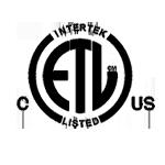 ETL Certified