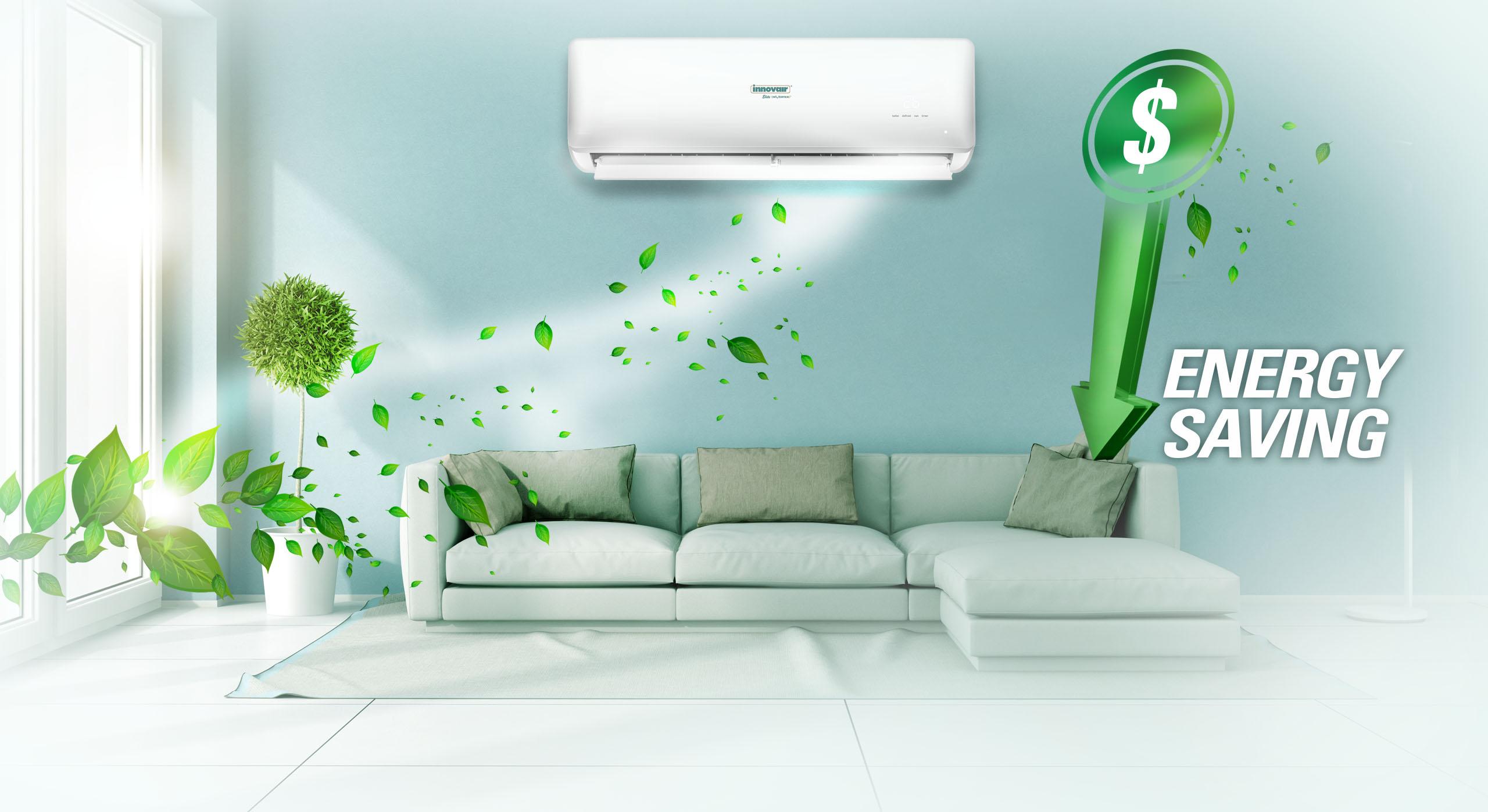 Energy Saving Inverter Technology