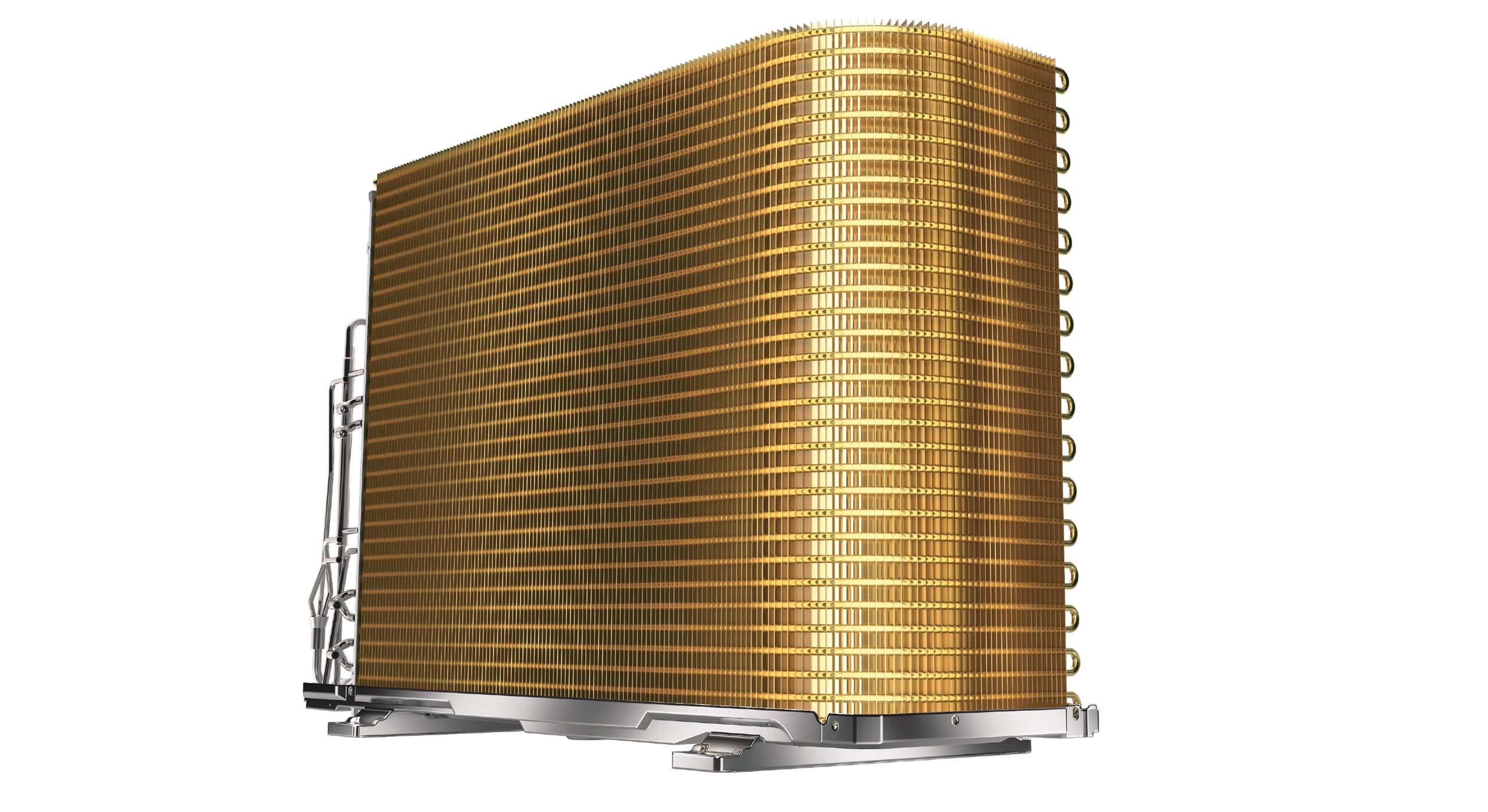 Outdoor Gold-Fin Protection