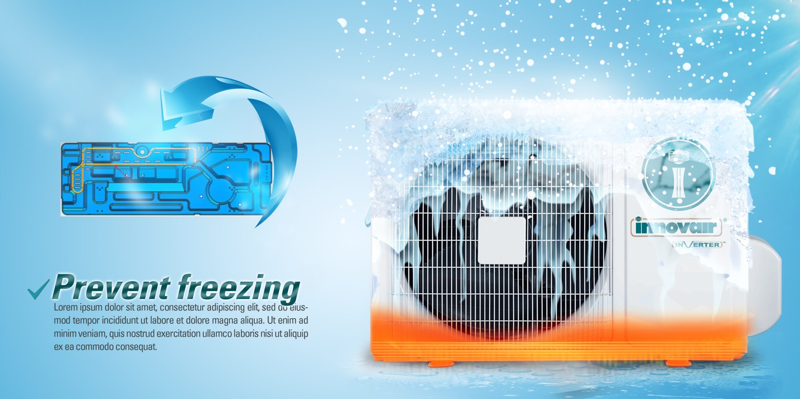 Anti-freezing Technology